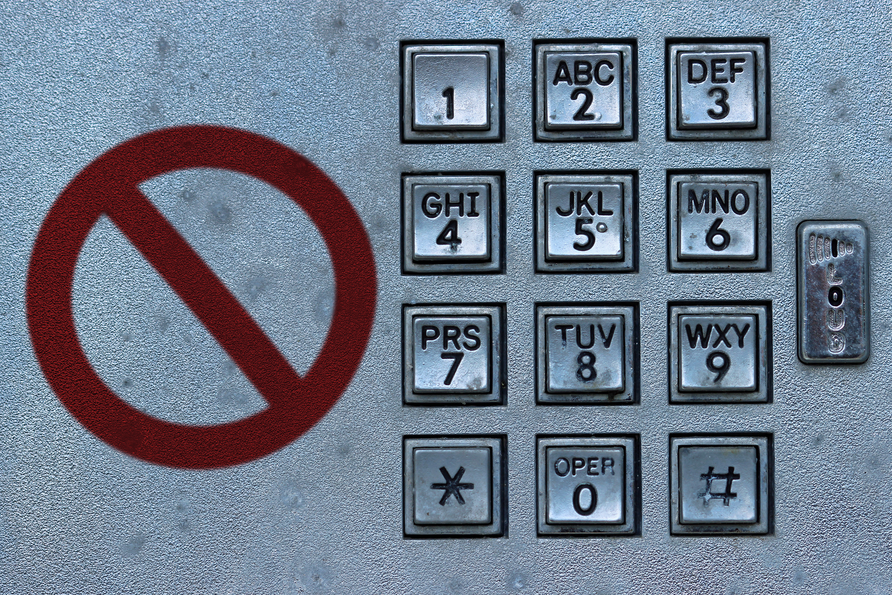 Bad Call to Action: Phone Numbers