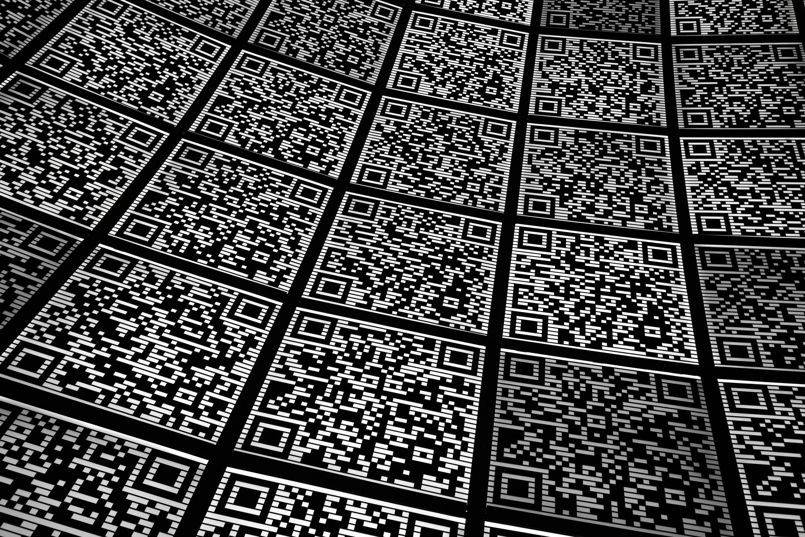 QR Codes: A Waste of Space